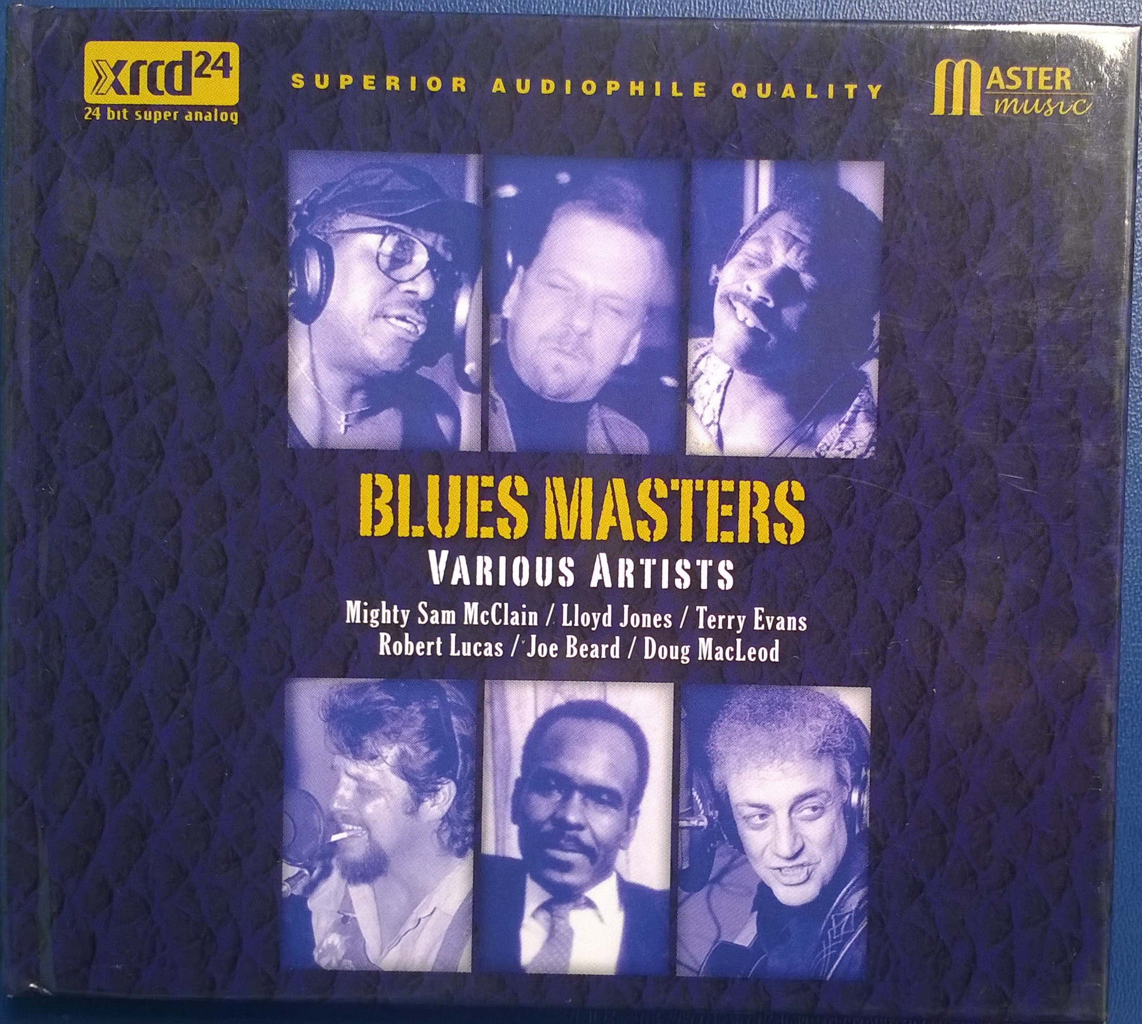 Album Blues Master