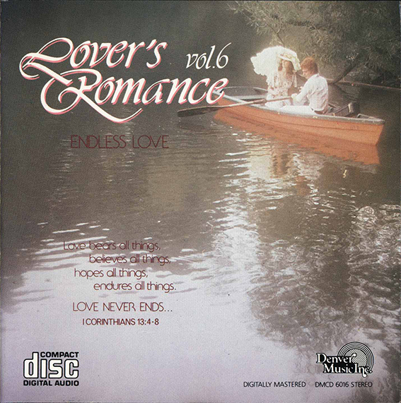 Album Lover's Romance Vol.6