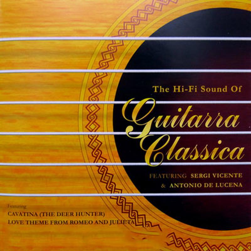Album The Hi-Fi Sound Of Guitarra Classica