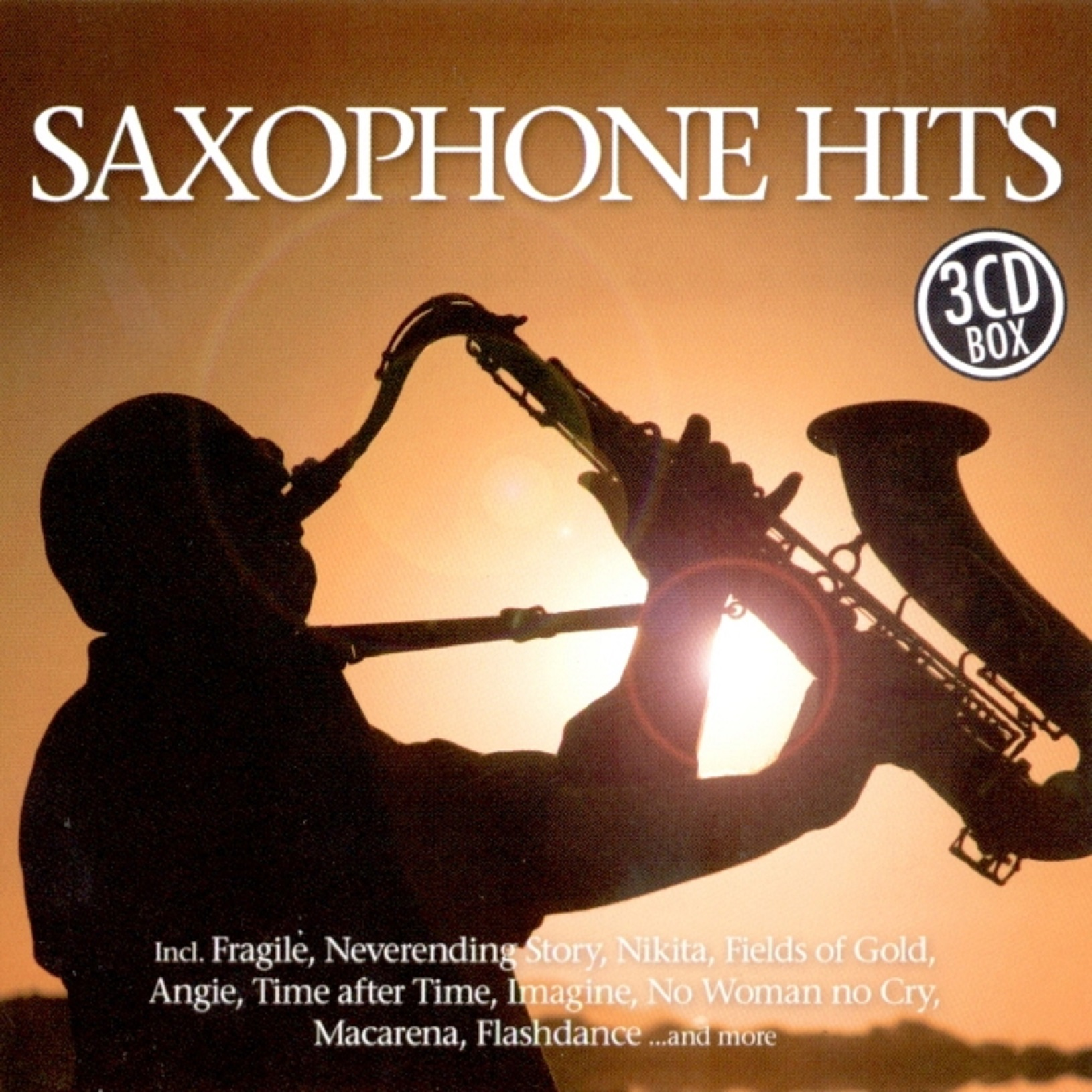 Album Saxophone Hits vol.1