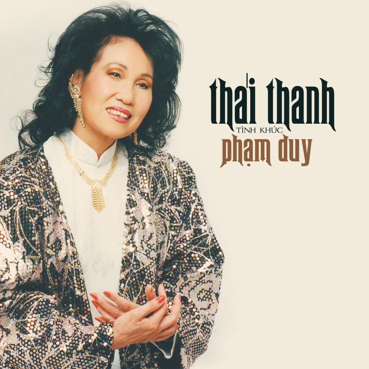 CD Tình Khúc Phạm Duy – Thái Thanh