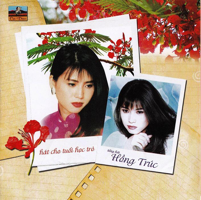 CD Hát Cho Tuổi Học Trò
