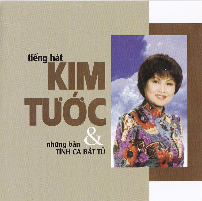 CD Tiếng Hát Kim Tước