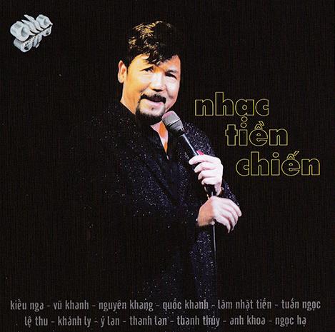 CD Nhạc Tiền Chiến