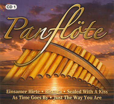 Album Panflute No.1