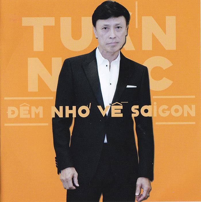 CD Đêm Nhớ Về Sài Gòn