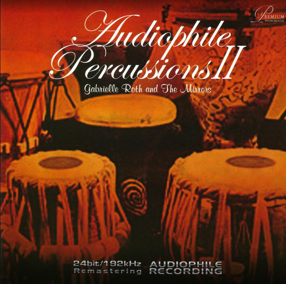 Album Audiophile Percusssions II