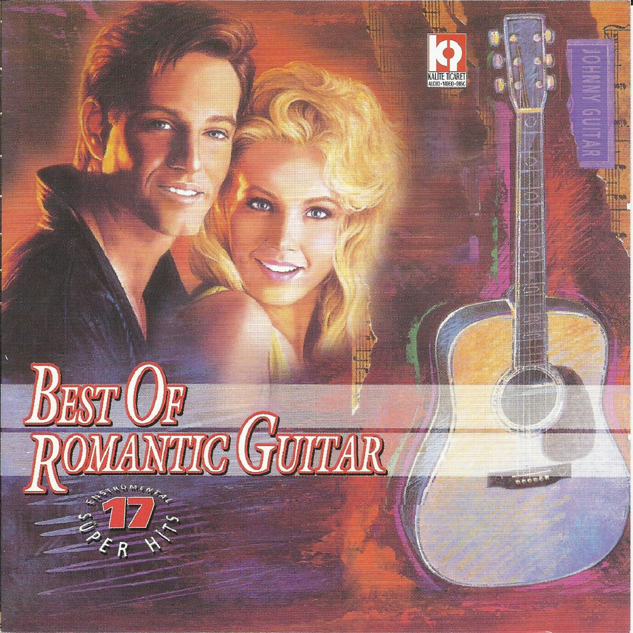 Album Best Of Romantic Guitar