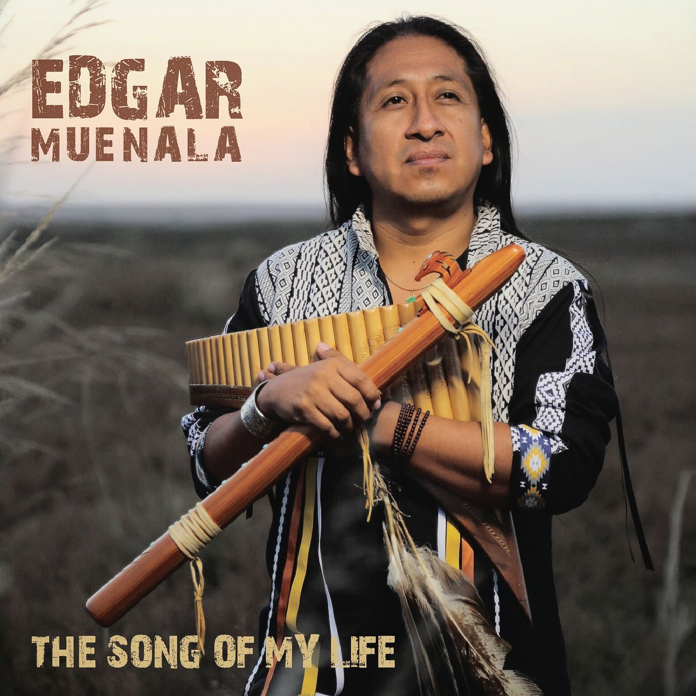 Album The Song Of My Life (2018) – Edgar Muenala