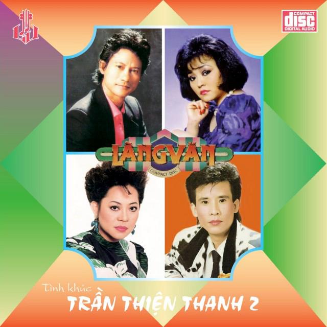 CD Tình Khúc Trần Thiện Thanh 2