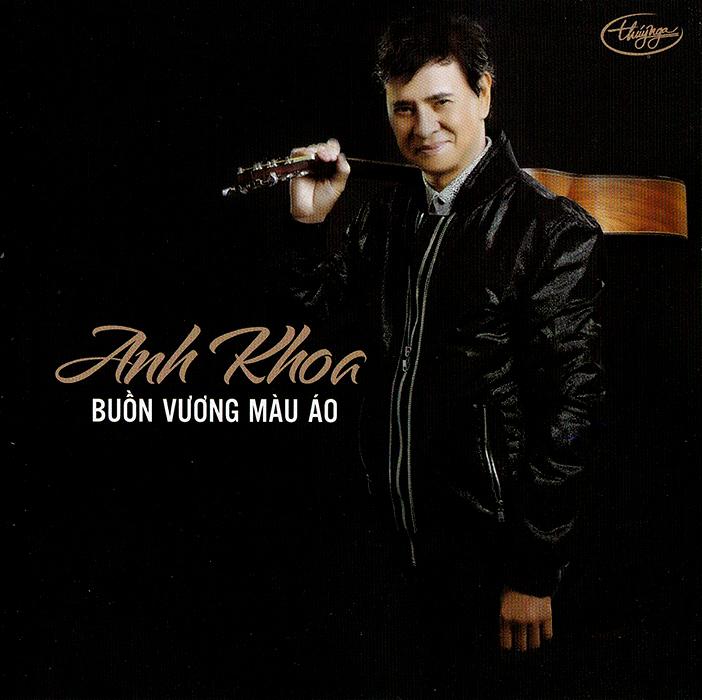 CD Buồn Vương Màu Áo