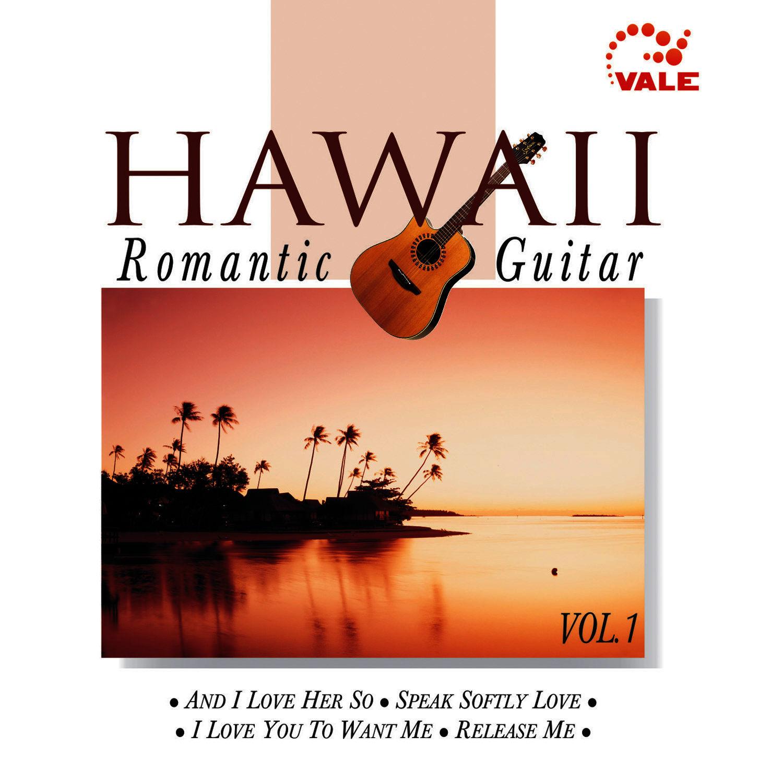 Album Hawaii Romantic Guitar Vol.1 (2002) – Daniel Brown