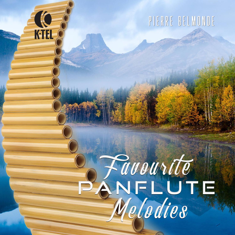 Album Favourite Panflute Melodies (2007) – Pierre Belmonde No.1