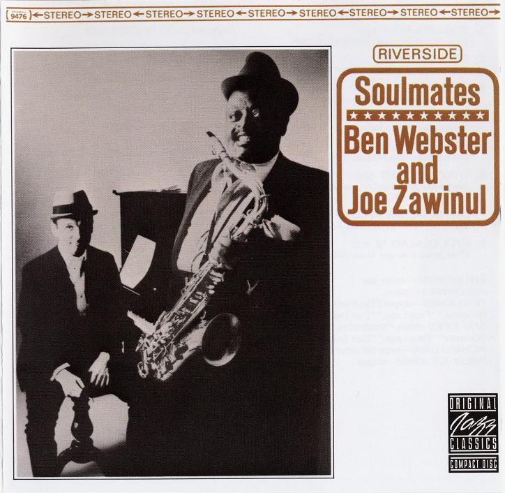 Album Soulmates 1963 (w. Joe Zawinul)
