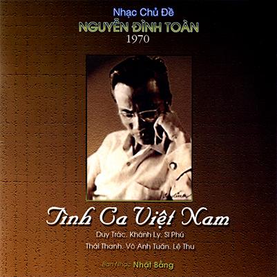 Album Tình Ca Việt Nam