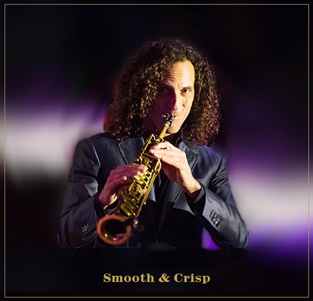 Album Smooth & Crisp 2014 – Kenny G
