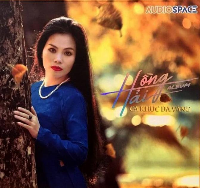CD Ca Khúc Da Vàng – Hồng Hải