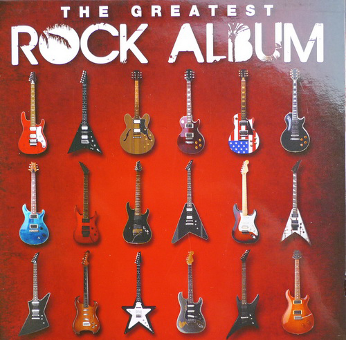 Album The Greatest Rock